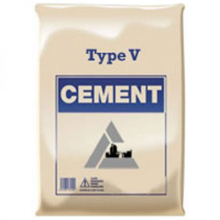 cement type V